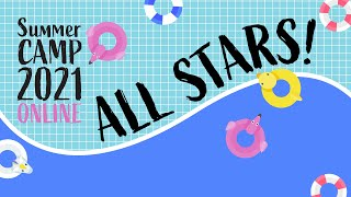 Hillsong Kids Summer Camp Online - All Stars AM Session