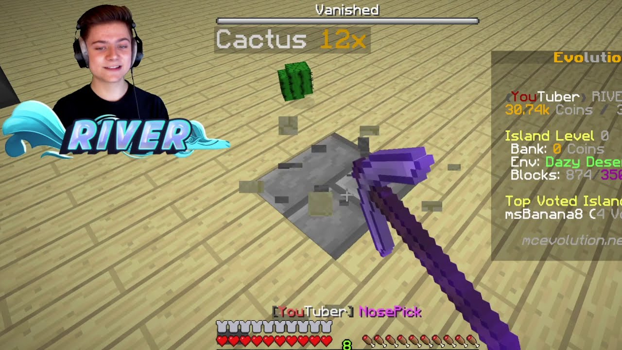Among us map · 3. New One Block Skyblock Server Java Bedrock 1 8 1 9 1 12 2 1 13 1 1 14 1 15 2020 Hd Youtube