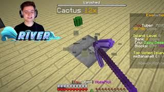 NEW ONE BLOCK SKYBLOCK SERVER (JAVA BEDROCK) 1 8/1 9/1 12 2/1 13