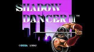 Até o Fim #10 - Shadow Dancer (Mega Drive)