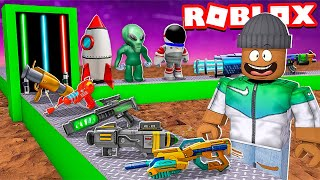 ROBLOX SPACE COMBAT TYCOON
