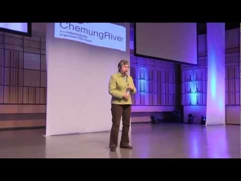 Fractured Fracking Facts:  Laura Cunningham at TEDxChemungRiver