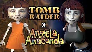 Tomb Raider III - Angela Anaconda Mod