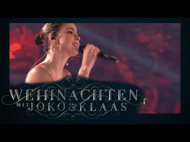 Lena Meyer-Landrut singt ungewöhnliche Weihnachtslieder   Weihnachten mit Joko und Klaas   ProSieben