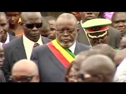 Guinea-Bissau leader Sanha dead at 64