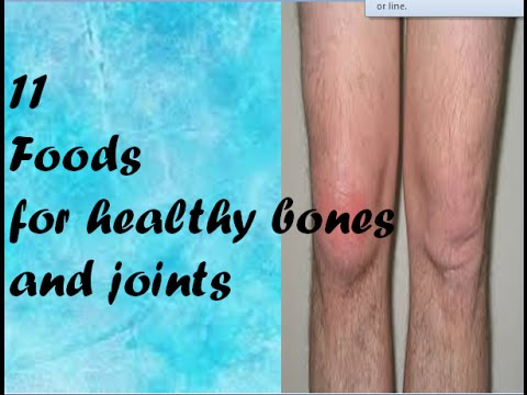 11 best foods for joint health