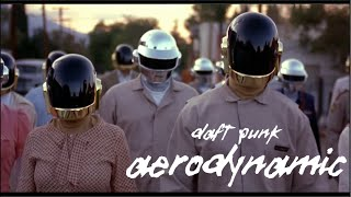 Daft Punk - Aerodynamic (Music Video)