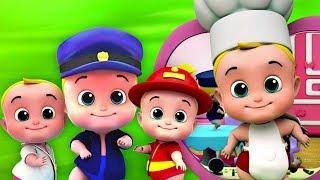 cinco pequenos bebês   canções para crianças   saltando rimas para crianças   Five Little Babies