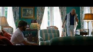 Hangover 3 dads heart attack