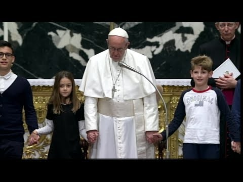 """Pope Francis: """"How hypocritical it is to deny mass murder of women and children!"""""""