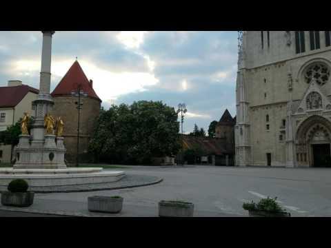 Adriatic Trip 2017: Zagreb, Croatia