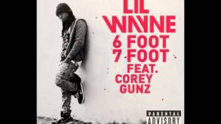Lil Wayne 6 foot 7 foot Instrumental + DOWNLOAD LINK