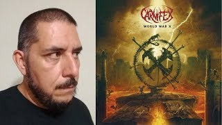 CARNIFEX - World War X comentario resea