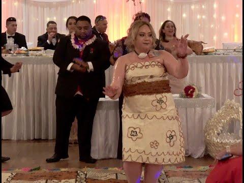 Bride's Tau'olunga #1 | Si'i Lolo | Afa & Yvonne Tuionuku Wedding Celebration