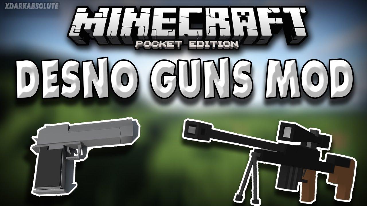 download minecraft versi guns