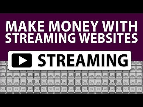 How To Make Money Online With Streaming Websites | Dreamcloud Academy