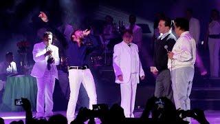 """David Bisbal con Juan Gabriel y Cristian Castro """"Yo no nací para amar"""""""