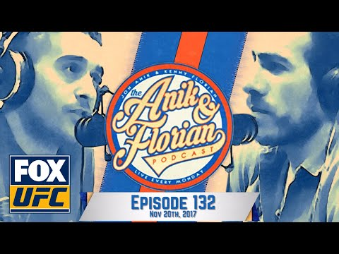 Anik and Florian Podcast Episode 132 with Cormier and Poirier | ANIK AND FLORIAN PODCAST