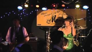 """2012年10月24日 新宿Memories 1stステージでの演奏。 """"The Supremes"""" シ..."""