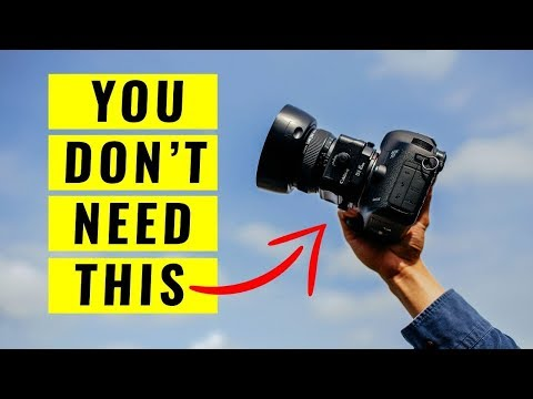 The BEST Advice for Photographers Who Want a New Camera