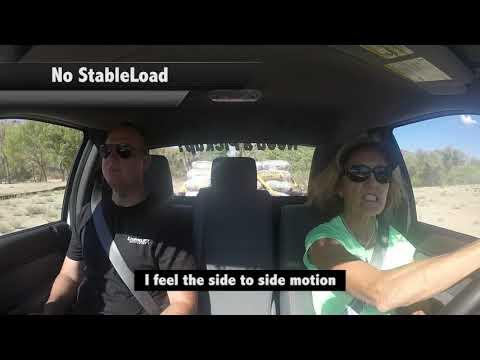 Truck Suspension Stabilizer - Prevent truck sway - reduce