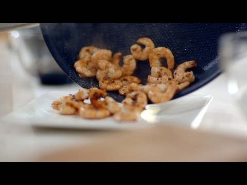 Sichuan prawns with dipping sauce - Lorraine Pascale: How to be a Better Cook - Episode 6 - BBC