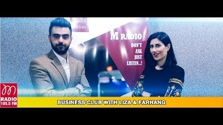 Business Club with Liza and Farhang Eps 3