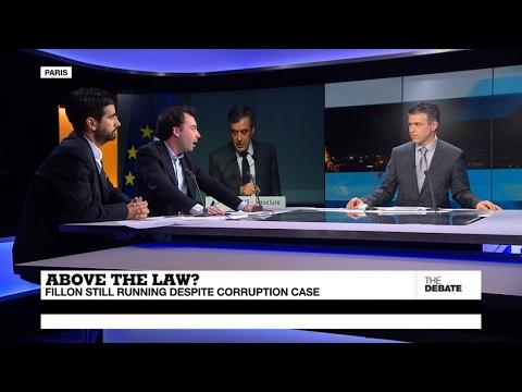 Above the law? Fillon, Le Pen dismiss corruption probes (part 2)