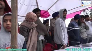 DHATT (Tanda - Hoshiarpur) Bullock Cart Racing - 2014