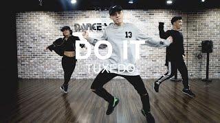Repeat youtube video Do it - Tuxedo | Tiger Hsu Choreography