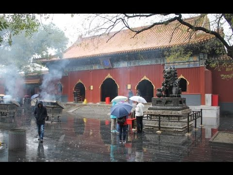 Beijing Yonghe Temple, Yonghe Lamasery or Lama Temple Tour