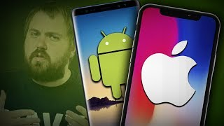 УШЕЛ С iPhone на ANDROID thumbnail