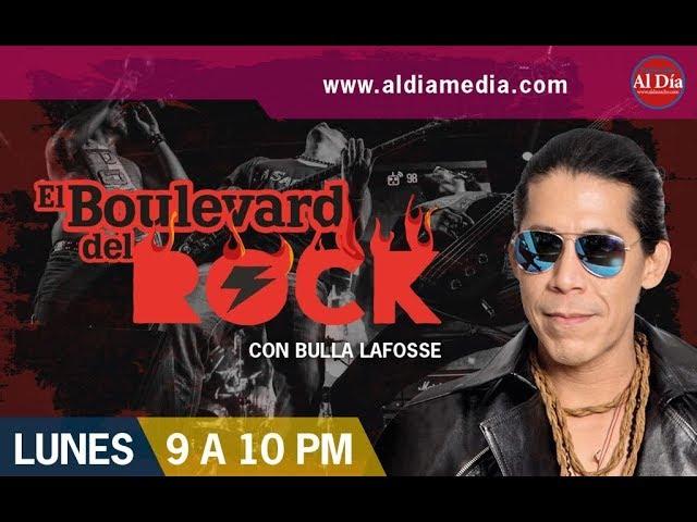 El Boulevard del Rock con Bulla Lafosse