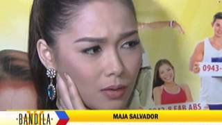 Maja not jealous with Gerald