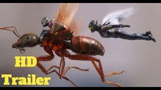 Ant-Man 2 : Goes Searching for Janet Van Dyne- Fantasy Marvel Movie Trailer