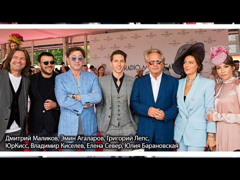 Самые красивые шляпки на  Скачках Радио Monte Carlo 2019 в Москве (ИОС) №147
