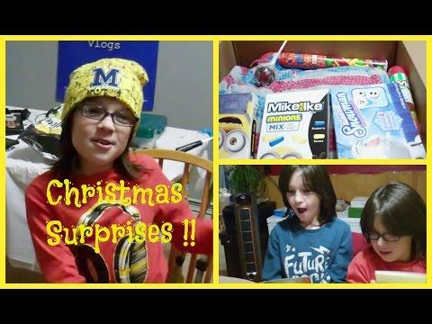 Christmas Surprises!! PO Box Haul