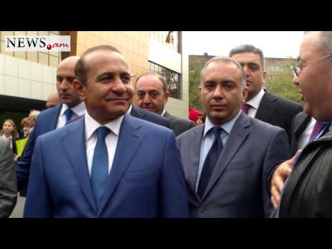 Armenian Prime Minister visits Agriculture Forum in Yerevan