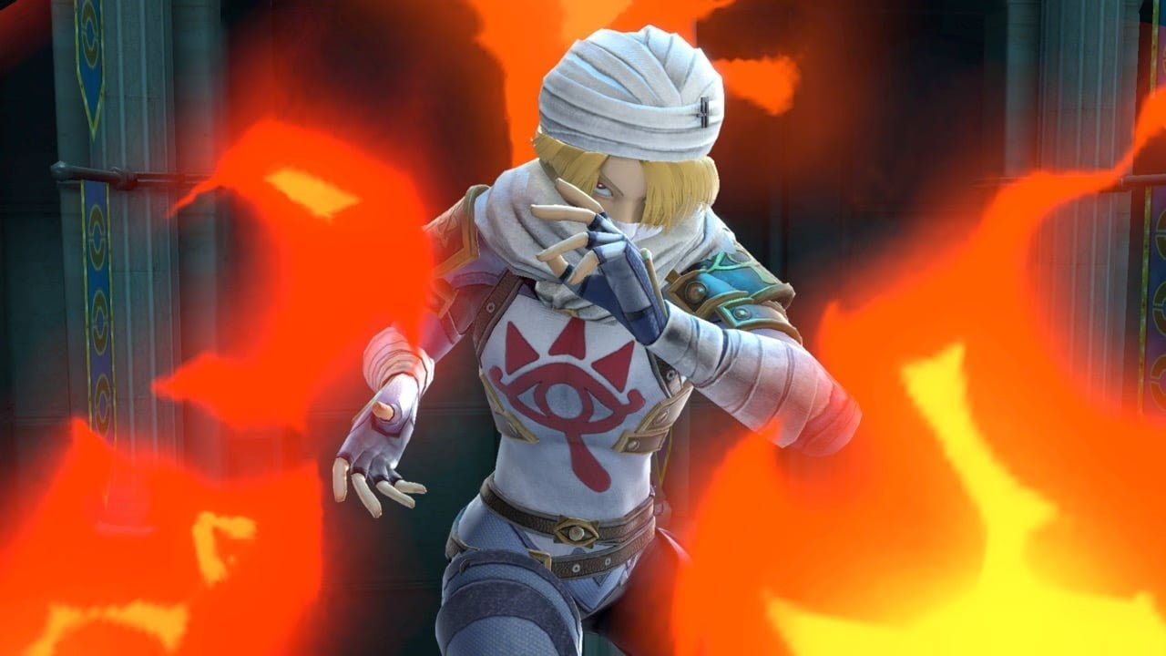 Super Smash Bros. Ultimate Blog Update: Sheik and Fox Detailed (Week 16)