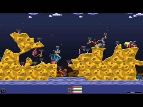 worms armageddon seven