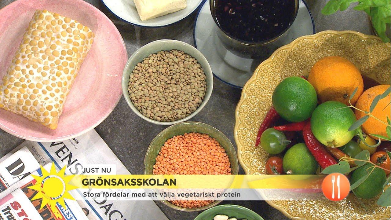 Stor gruppkram när det lagas baljväxter i köket - Nyhetsmorgon (TV4)