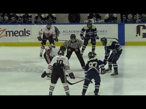 Romeoville Huskies AA Vs Cambridge Hawks A (Cambridge, ON CAN)