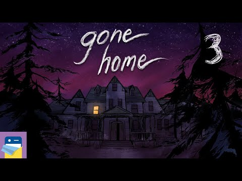 Gone Home: iOS iPad Gameplay Walkthrough Part 3 (by Annapurna Interactive / Fullbright Company)