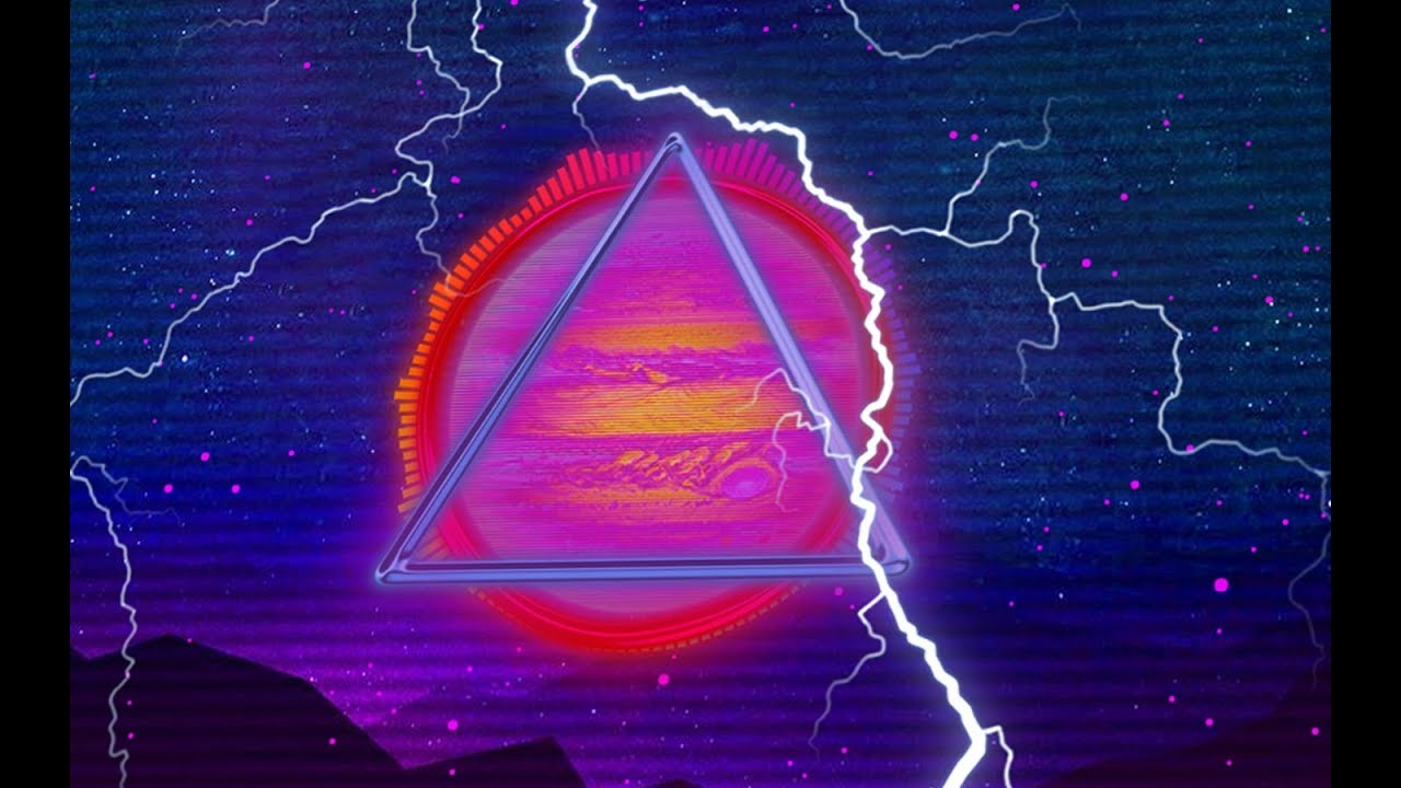 Dynamic Wallpaper Retrowave (Wallpaper Engine)