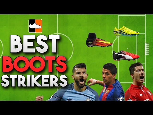 a6d20e61a What Boots Should Strikers Wear  Helping Forwards Score Goals!