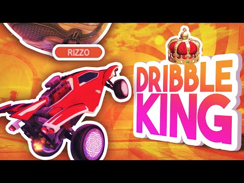 I AM THE KING OF DRIBBLING
