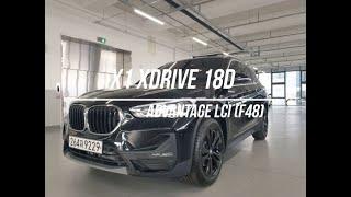 BMW X1 xDrive 18d Advantage LC…
