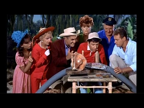 The Professor Builds a Telephone to Call for Help - Gilligan