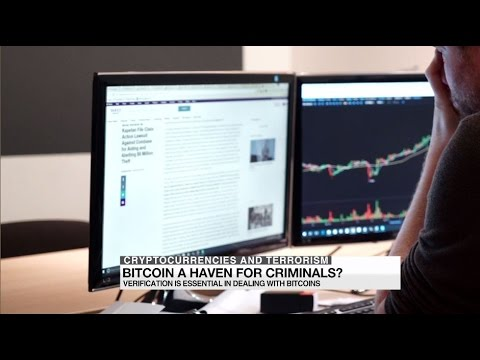 Is Bitcoin A Haven For Criminals?