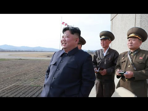 Kim personally supervised 'guided weapons' test, North Korea says